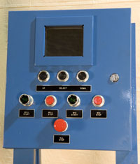 Smart Control Panel - Basket Mill