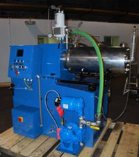 Milling Equipment After Reconditioning