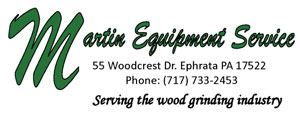 Martins Mulch Dye Equipment Service