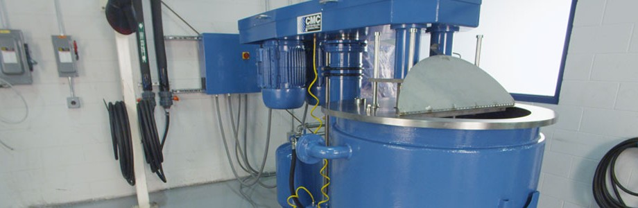 256L Batch Mill (basket mill)