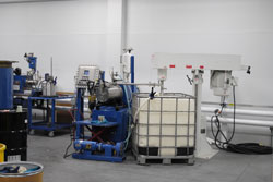 Customer Demo Equipment for Milling Processing