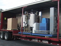 Portable Processing Skid